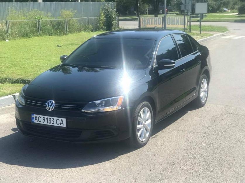 VW JETTA, 2011 зображення 2