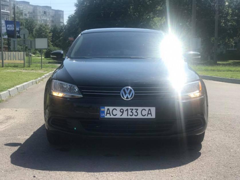 VW JETTA, 2011 зображення 1