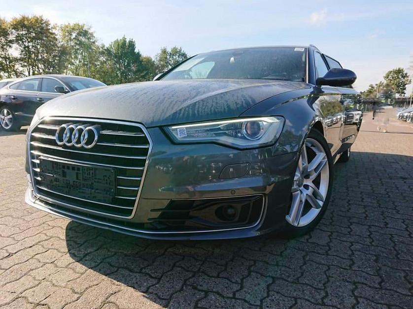 Audi А6 S-Line зображення 1