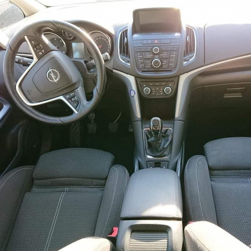Opel Zafira Tourer 2014 зображення 4