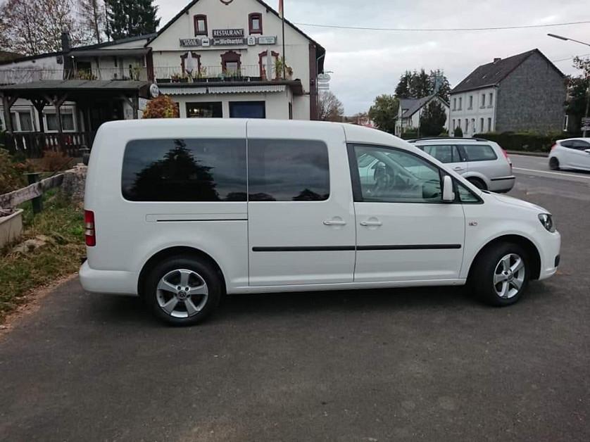 VW Caddy зображення 4