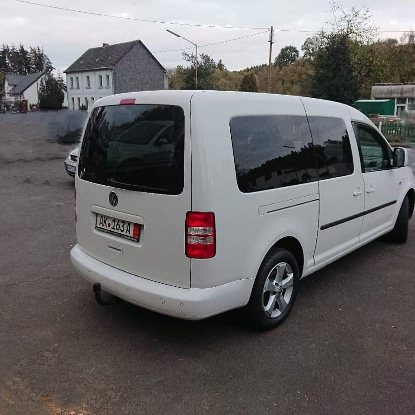 VW Caddy зображення 6