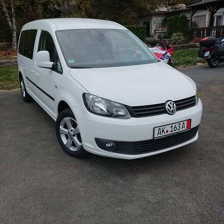 VW Caddy зображення 1