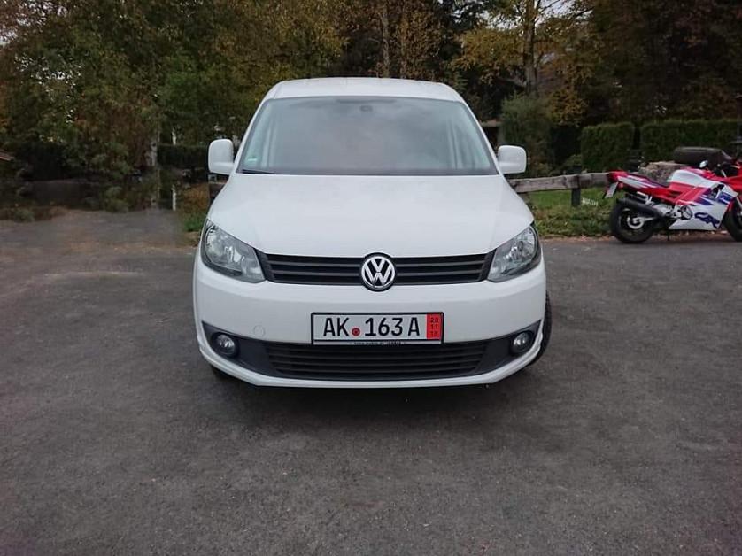 VW Caddy зображення 2