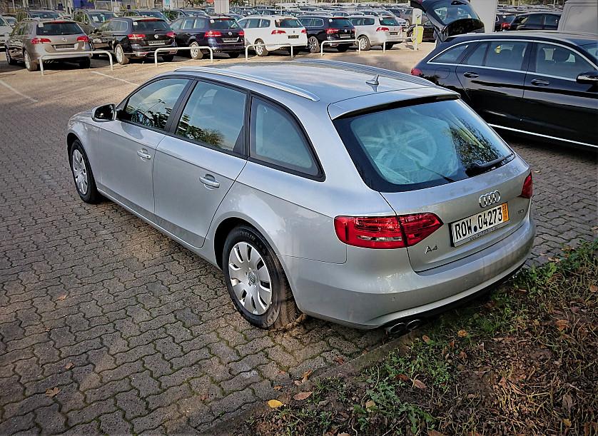 Audi A4 Avant. зображення 7