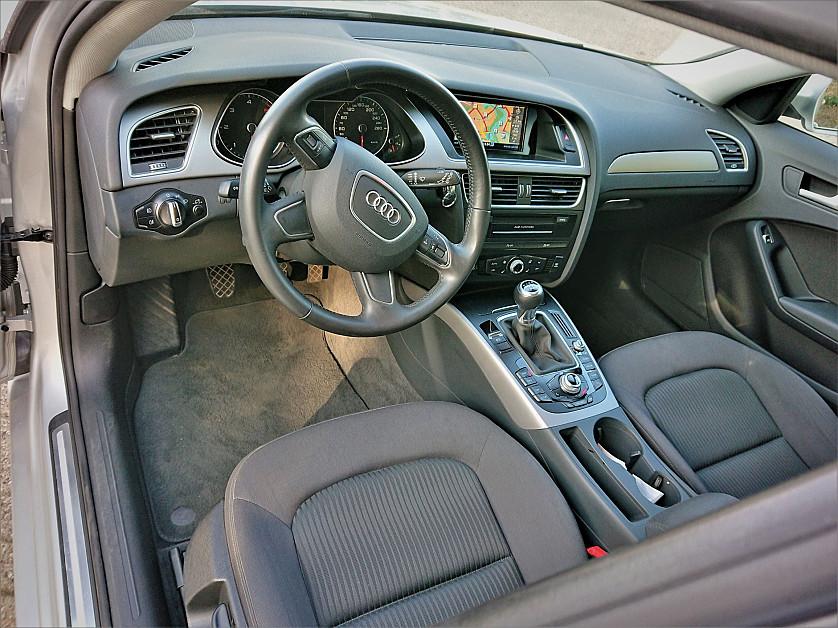 Audi A4 Avant. зображення 3
