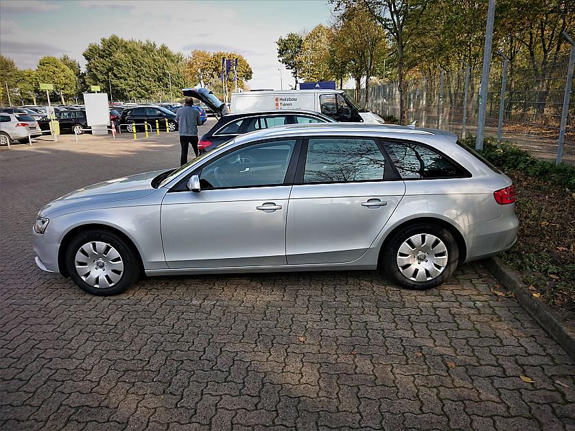 Audi A4 Avant. зображення 6