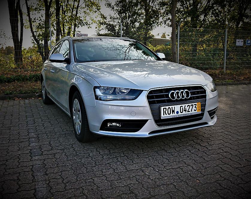 Audi A4 Avant. зображення 4