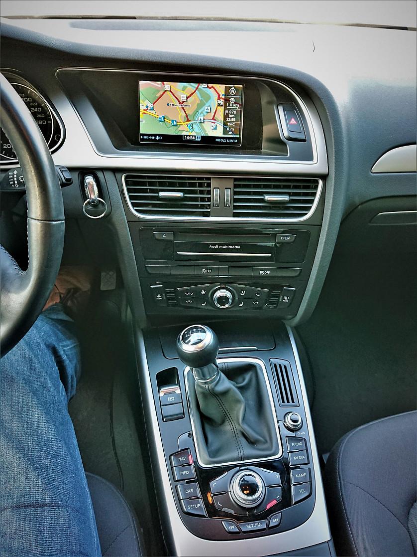 Audi A4 Avant. зображення 2