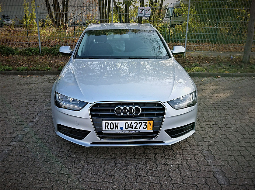 Audi A4 Avant. зображення 5