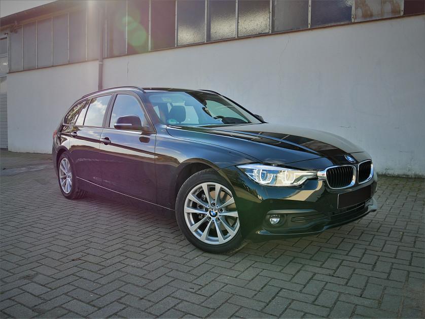 BMW 320d 2015 року зображення 1