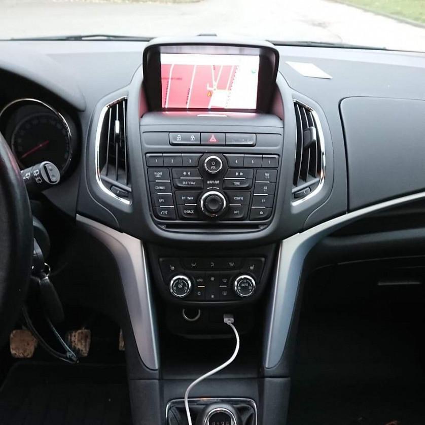 Opel Zafira Tourer зображення 5