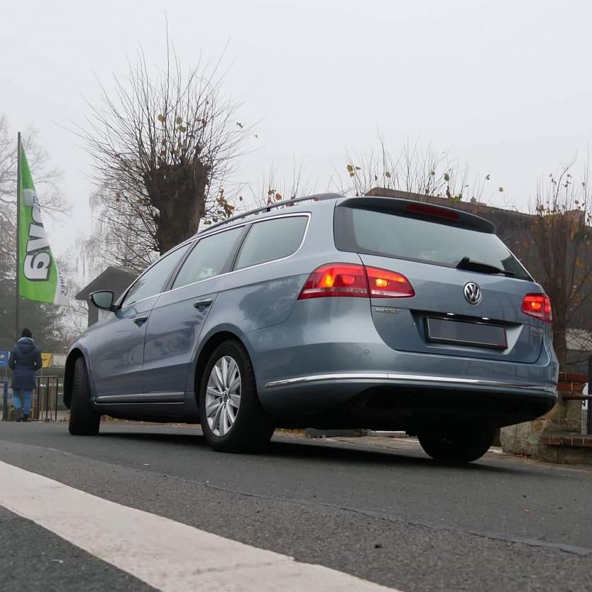 VW Passat B7 зображення 3