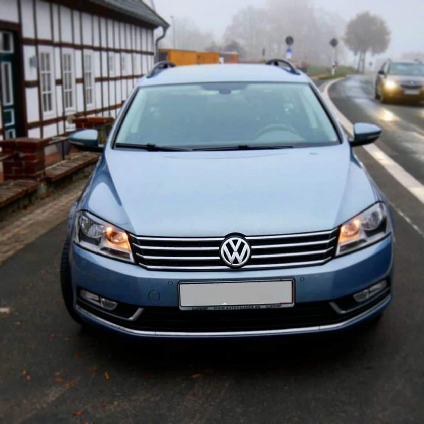 VW Passat B7 зображення 2