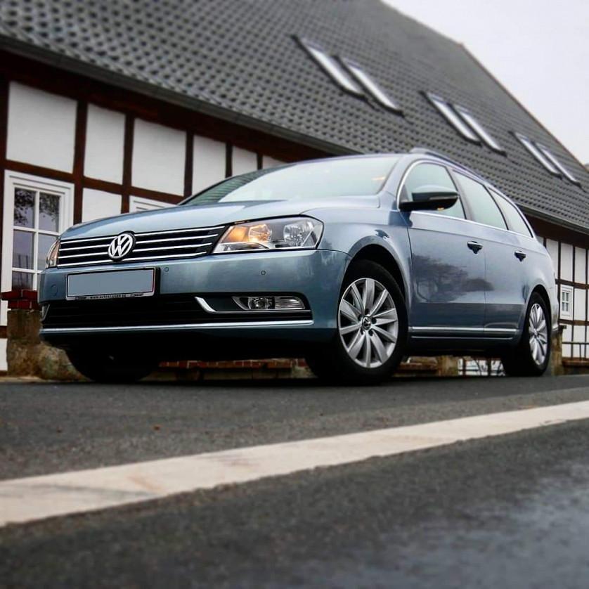 VW Passat B7 зображення 1
