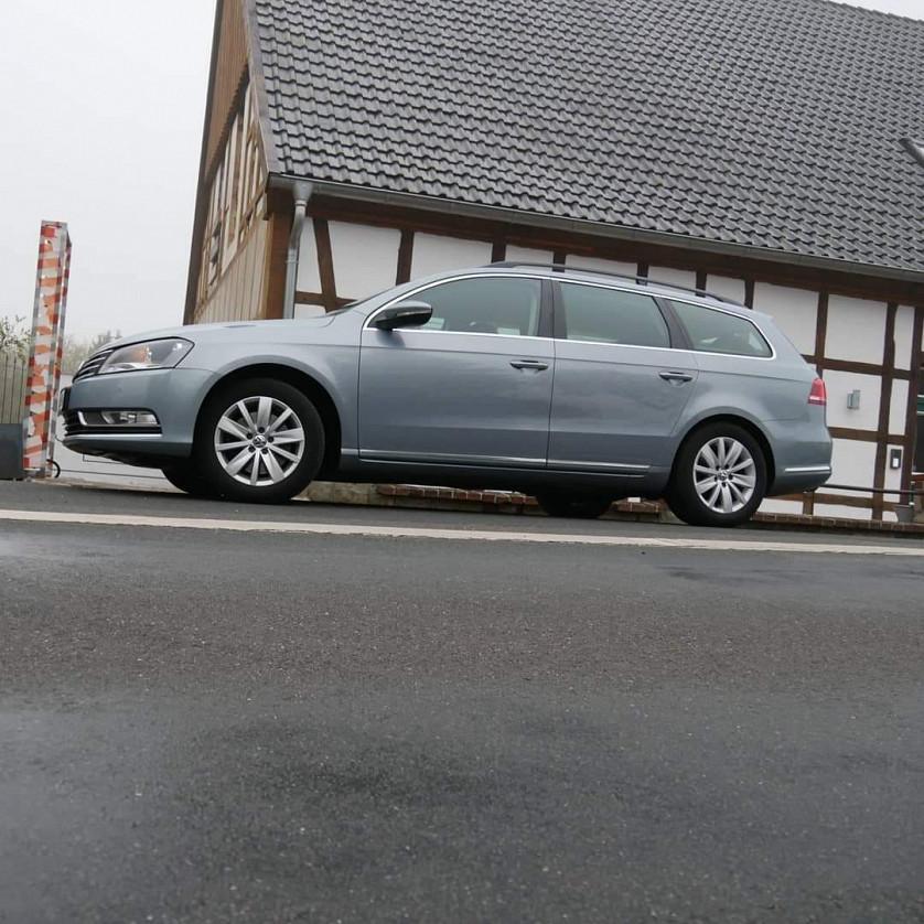 VW Passat B7 зображення 7
