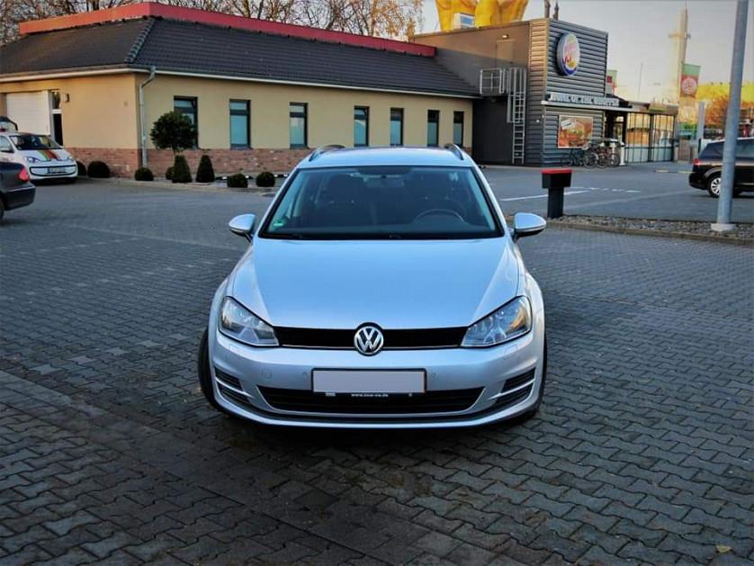 VW Golf зображення 1