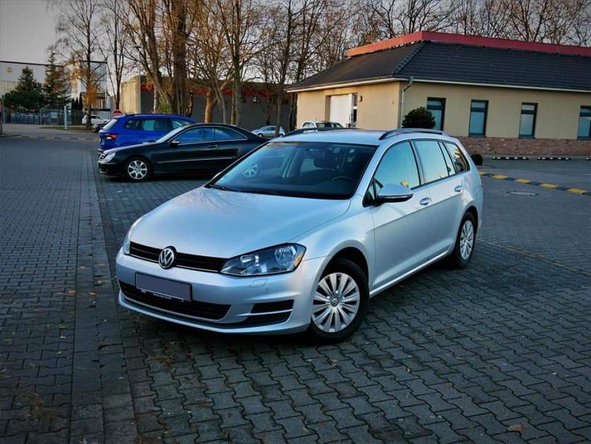 VW Golf зображення 2