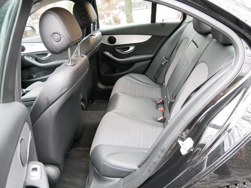 Mercedes Benz C 180 зображення 6