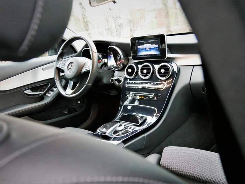 Mercedes Benz C 180 зображення 5
