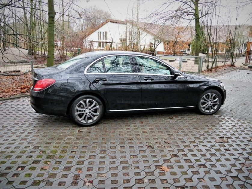 Mercedes Benz C 180 зображення 4