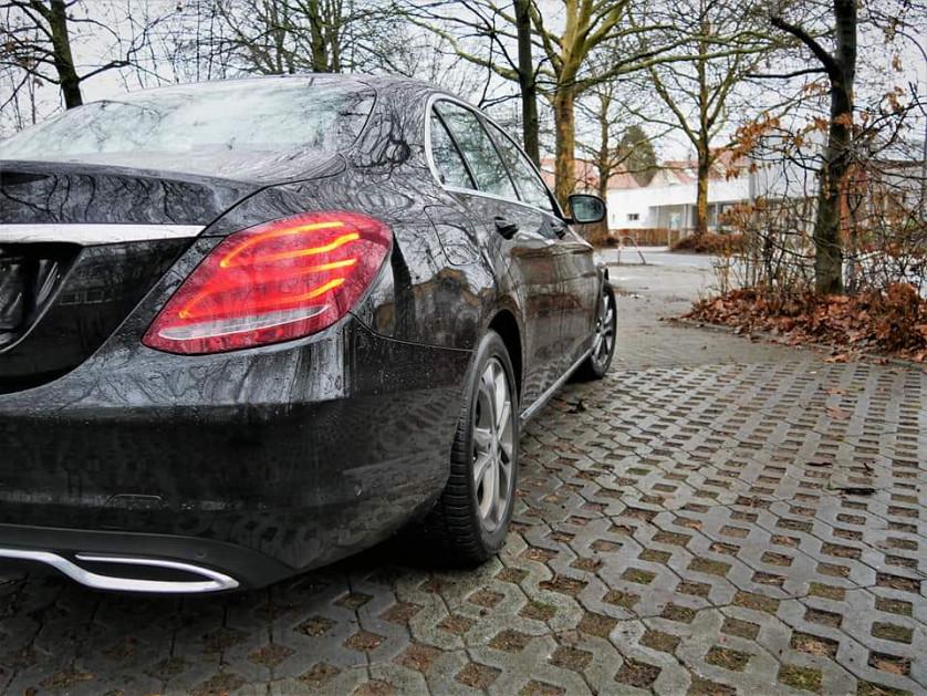 Mercedes Benz C 180 зображення 3