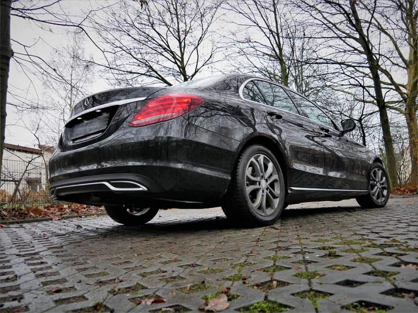 Mercedes Benz C 180 зображення 2
