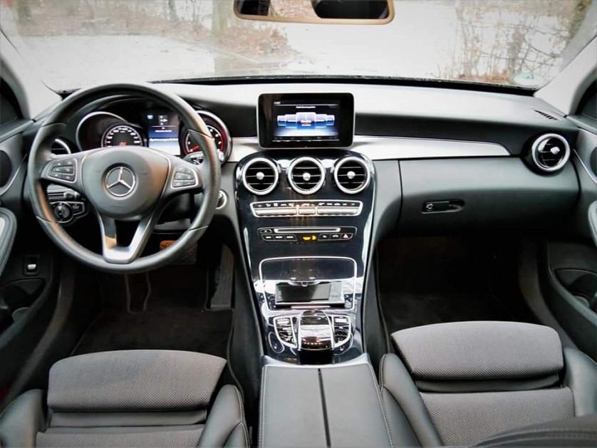 Mercedes Benz C 180 зображення 8