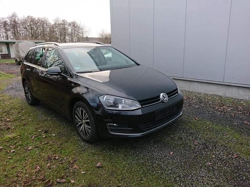 VW Golf Allstar зображення 3