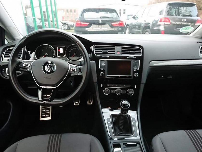 VW Golf Allstar зображення 5
