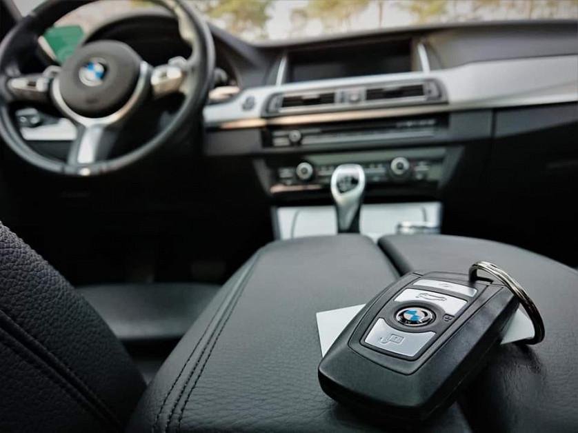BMW 525d f11 зображення 2