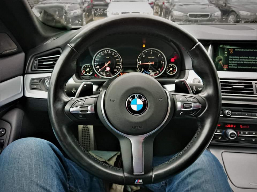 BMW 525d f11 зображення 7