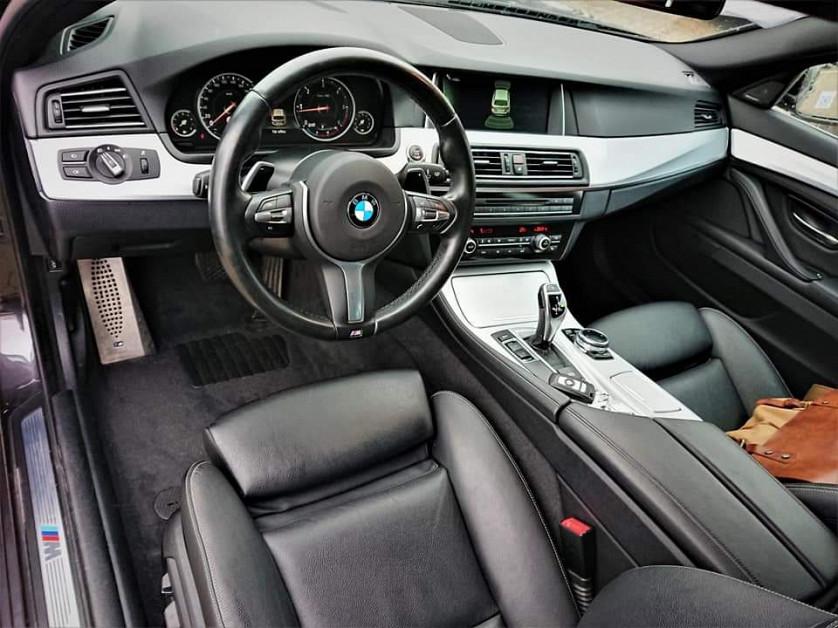 BMW 525d f11 зображення 8