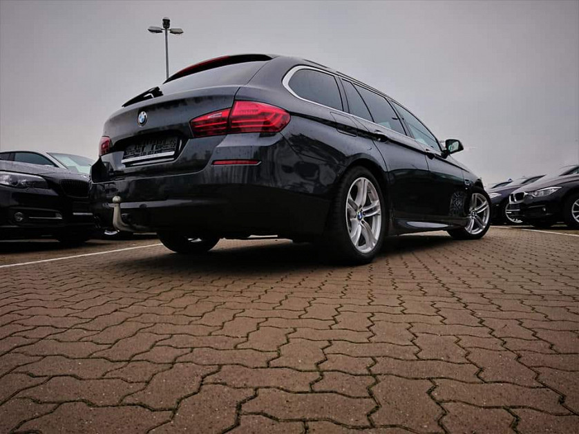 BMW 525d f11 зображення 6