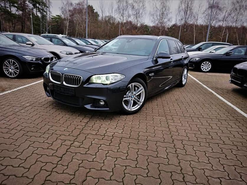 BMW 525d f11 зображення 1