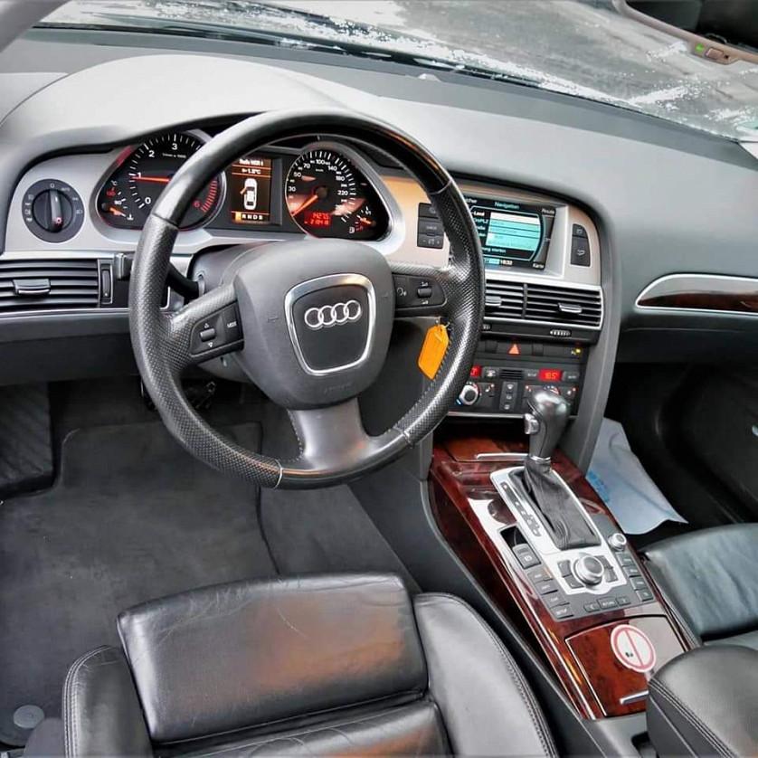 Audi A6 C6 зображення 8