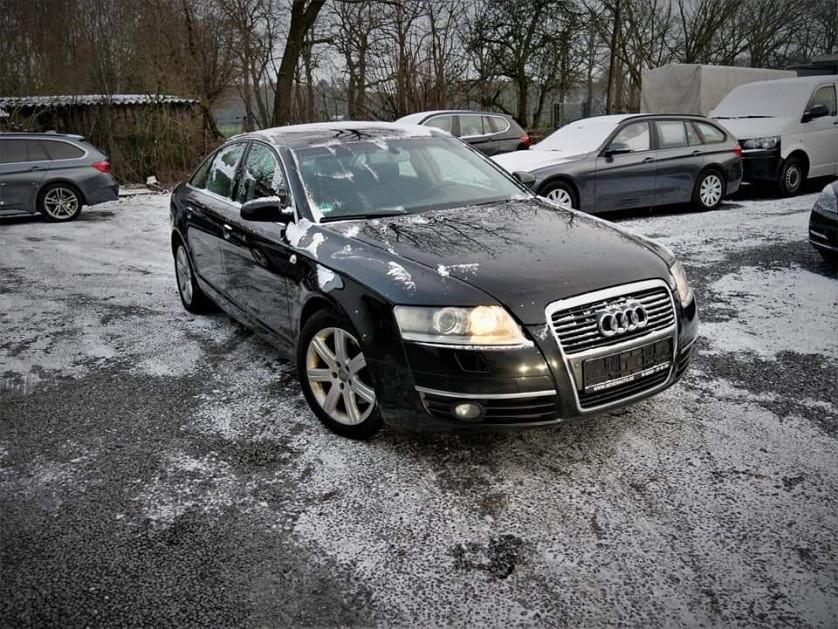 Audi A6 C6 зображення 1