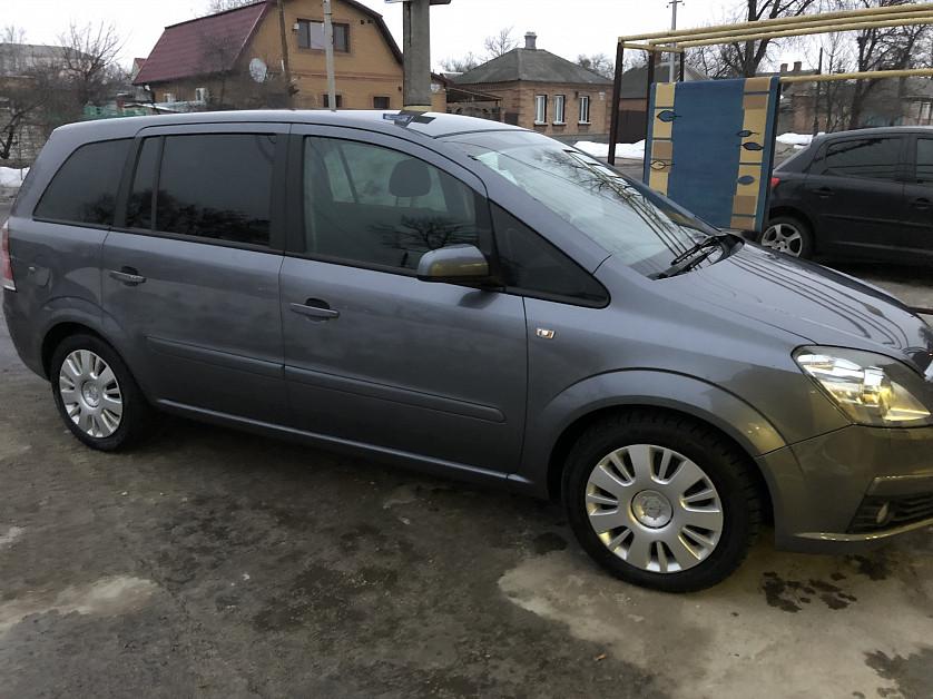 Opel Zafira B зображення 3
