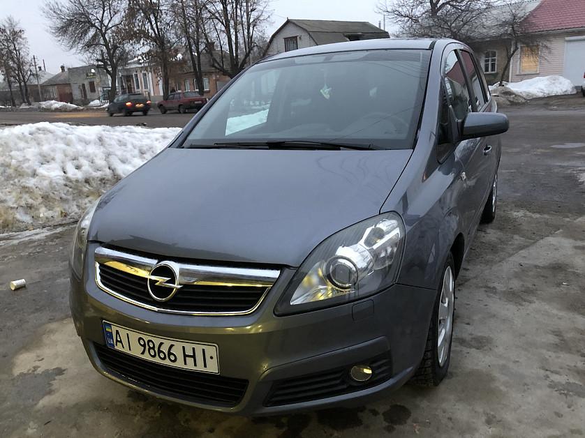 Opel Zafira B зображення 1