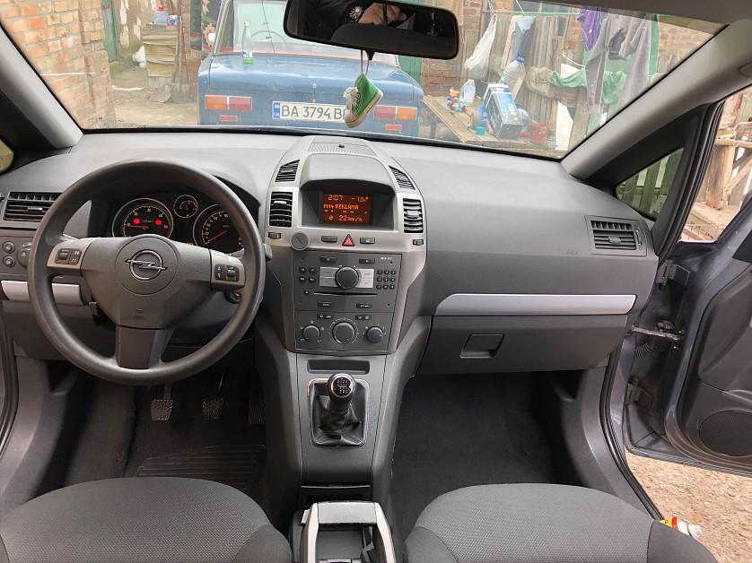 Opel Zafira B зображення 4