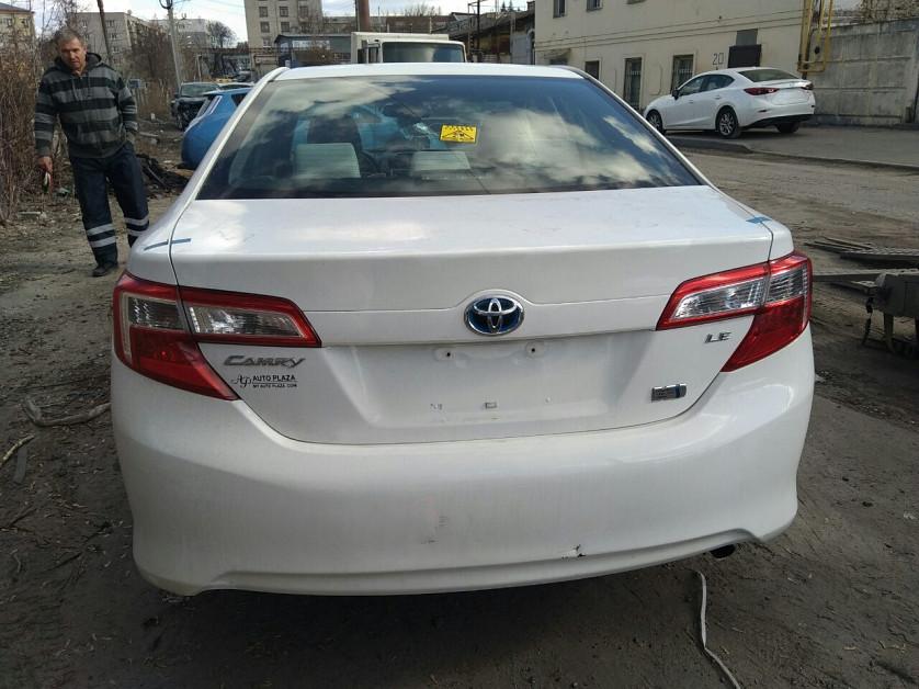 Toyota Camry Hybrid 2013 зображення 5