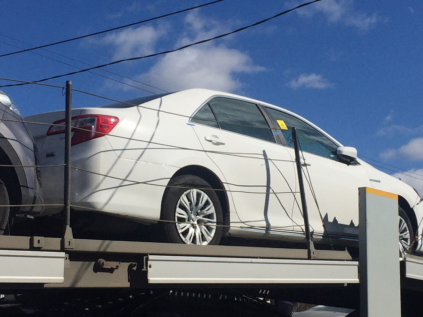 Toyota Camry Hybrid 2013 зображення 8