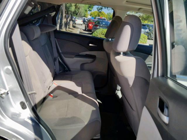 Honda CR-V 2014 зображення 4
