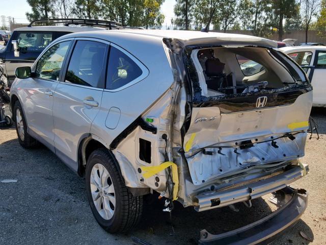 Honda CR-V 2014 зображення 7