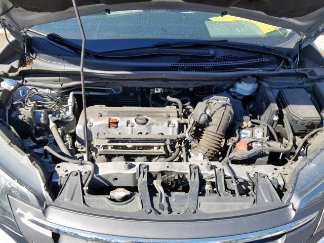 Honda CR-V 2014 зображення 5