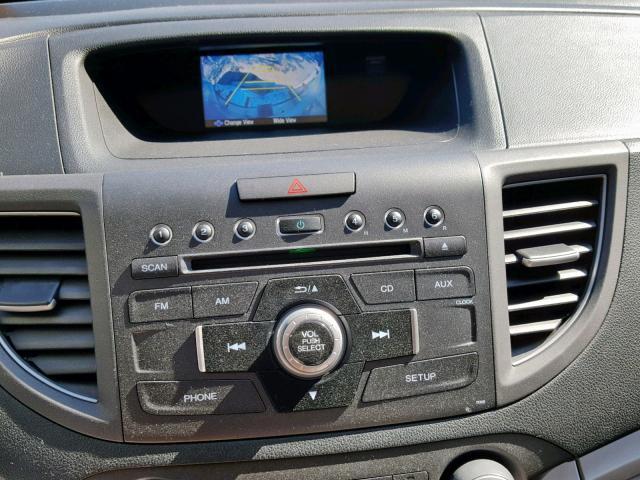 Honda CR-V 2014 зображення 8