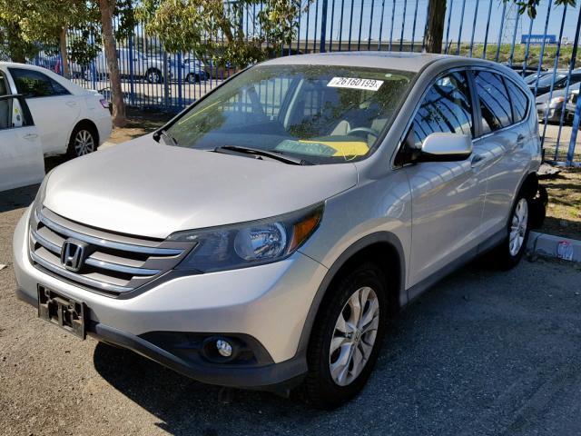 Honda CR-V 2014 зображення 1