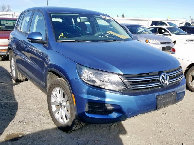 Volkswagen Tiguan 2017 зображення 1