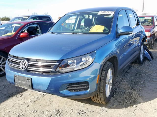 Volkswagen Tiguan 2017 зображення 3