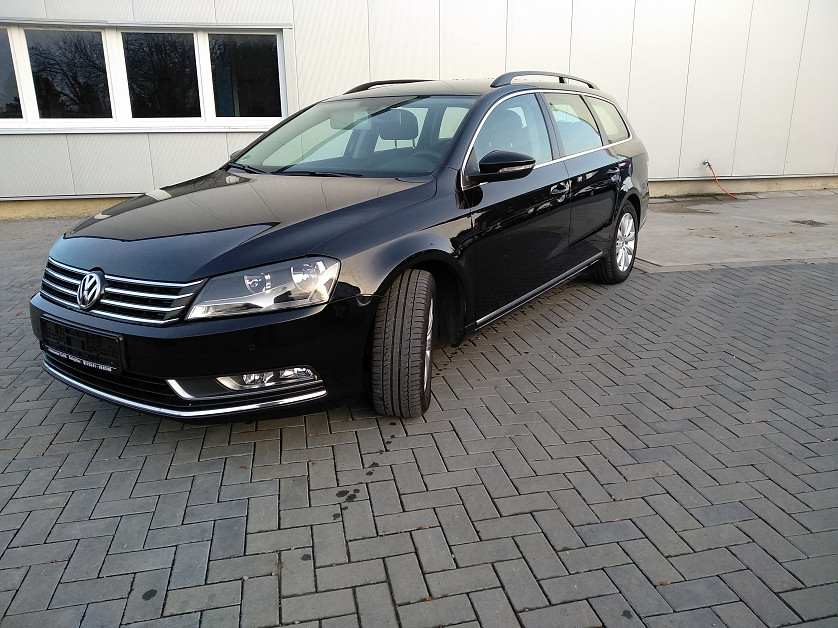 Volkswagen Passat 1.6 TDI зображення 2